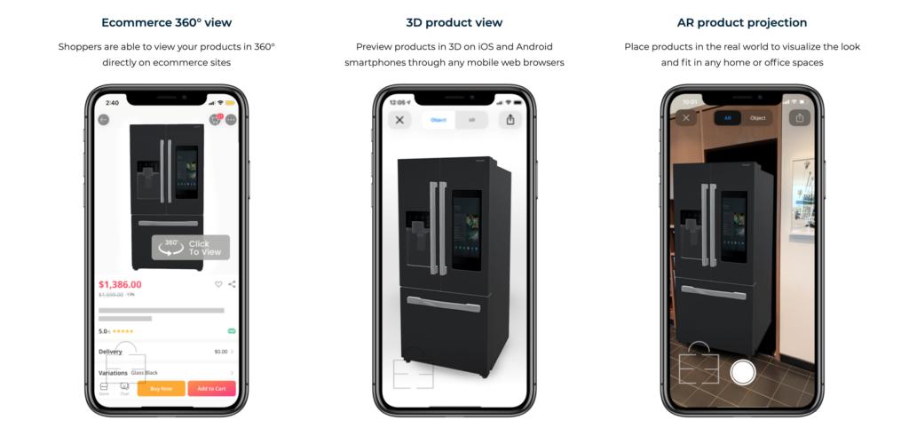 「Reetail」が企業向けAR eコマースソリューションを発表!ポーランドARスタートアップ