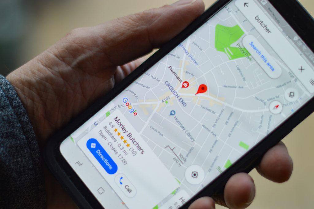 【解説】Appleが地図アプリへのAR表示の特許を取得!地図アプリは次のフェーズへ