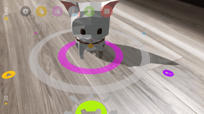 登場した猫