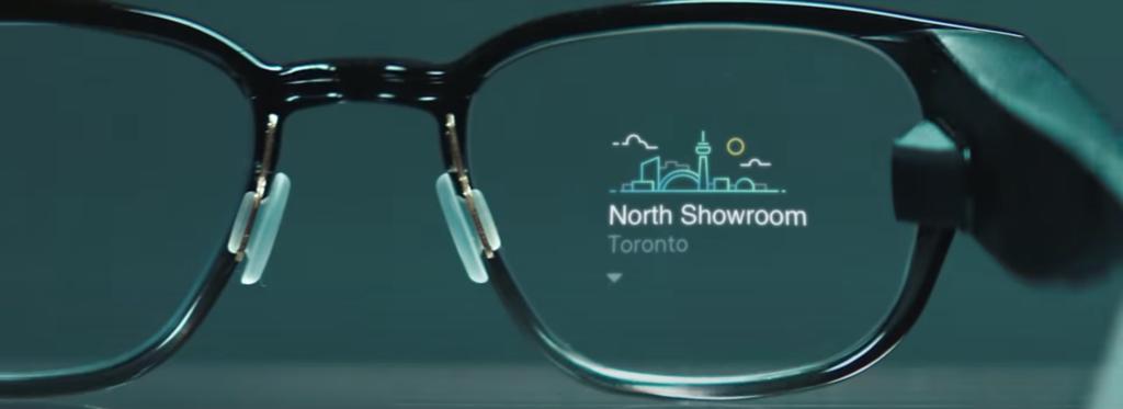 GoogleがカナダのARグラスメーカー「North」を買収!ARグラスへの野望は継続