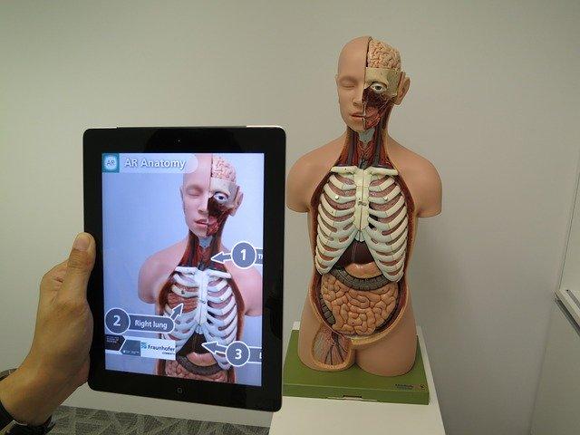 ARを利用した医療